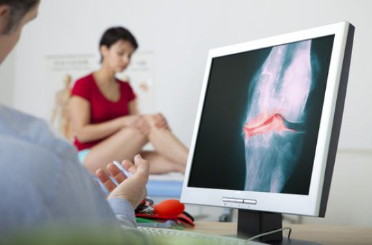 Arthrose : des cellules souches pour reconstruire le cartilage