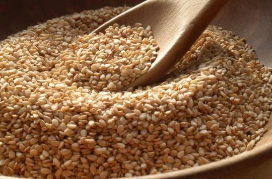 De l'oxyde d'éthylène dans des graines de sésame : retrait de plusieurs aliments de consommation courante