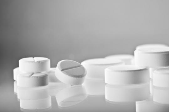 Cancer : l'aspirine prévient le développement des tumeurs