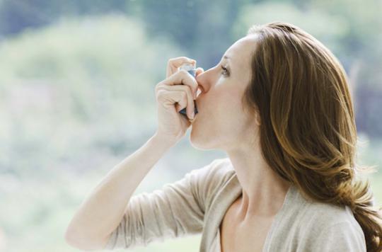 Asthme : une piste pour traiter des millions de malades