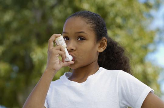 Crises d'asthme : deux fois plus pendant la rentrée scolaire