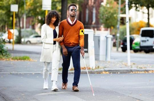 Des stimulations électriques pour redonner la vue aux aveugles