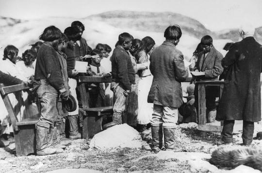 Tuberculose : la malédiction des Inuits