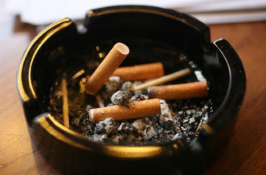 Arrêter de fumer rend plus zen