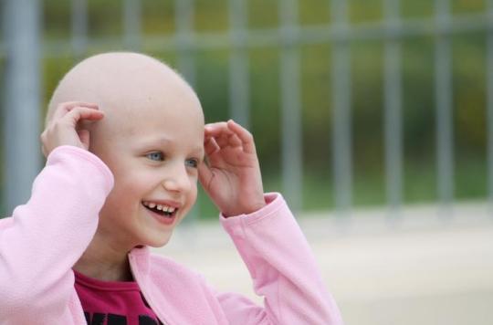 Cancer de l'enfant : la mortalité continue de baisser