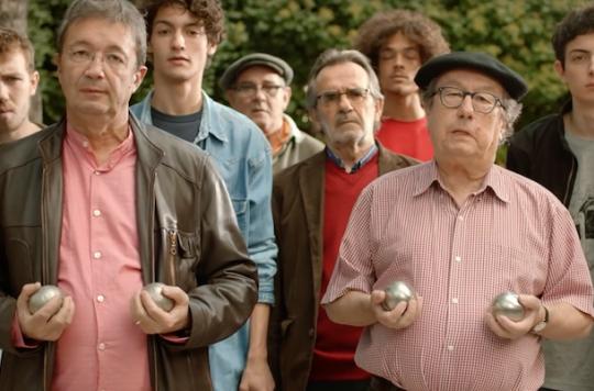 Movember : un vrai film de boules pour sensibiliser au cancer du testicule