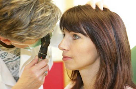 Glaucome : le risque de cécité divisé par 2 en 20 ans