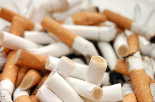Tabac : 100 000 professionnels de santé appelés à se mobiliser