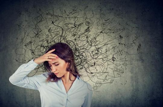 Dépression : des effets visibles dans le cerveau