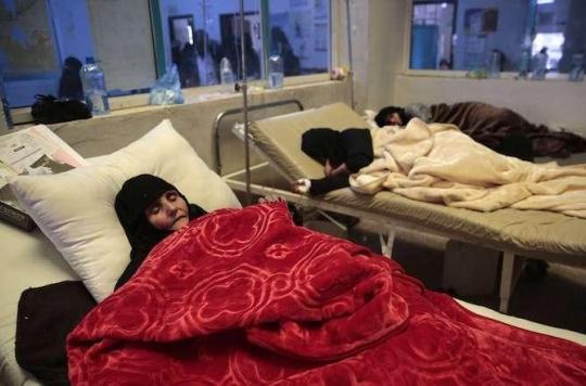 Epidémie de choléra : situation explosive au Yémen