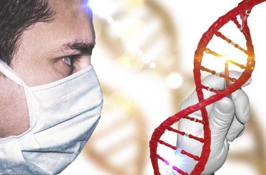 La révolution des ciseaux génétiques