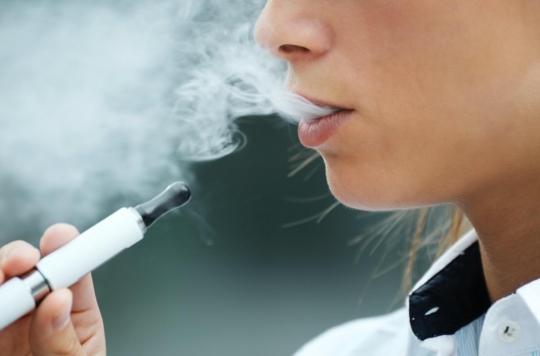 Le vapotage endommagerait moins l'ADN des cellules que le tabac