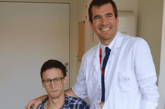 Elephant Man : un anticancéreux réduit les déformations du syndrome de Cloves