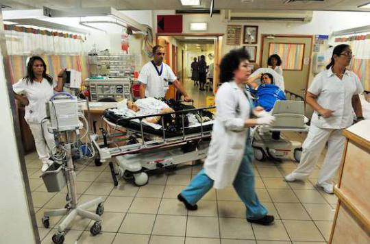 Polyarthrite rhumatoïde : risque accru de décès après un infarctus