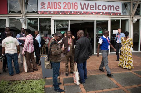Sida : l'égalité des soins au cœur des débats à Durban