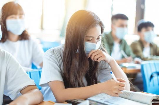 Etablissements d'enseignement, EHPAD et lieux de travail en tête du classement des clusters