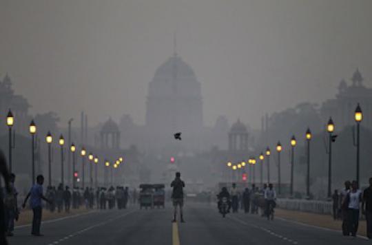Décès dus à la pollution : l'Inde passe devant la Chine