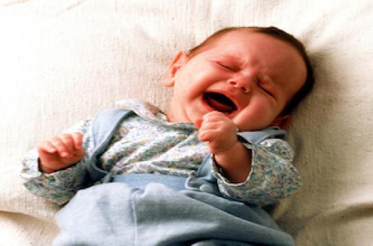 Coliques, reflux : un probiotique pour soulager les bébés