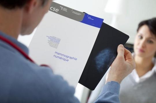 Cancer du sein : sensibiliser les femmes au dépistage dès 25 ans