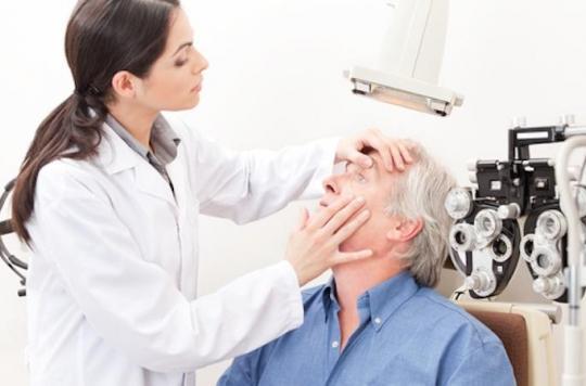 DMLA : un traitement prometteur