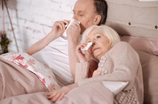 Grippe : un senior sur deux craint les effets secondaires du vaccin