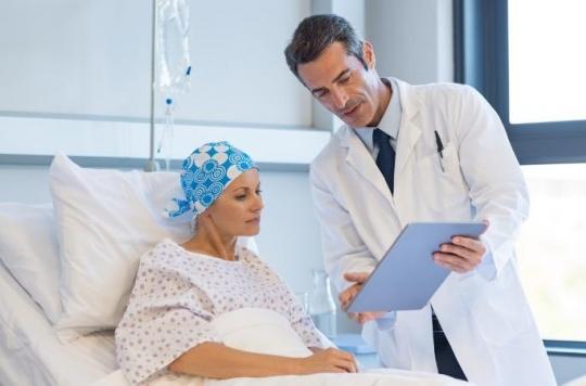 Leucémie aiguë myéloïde : efficacité d'une association d'immunothérapie et de chimiothérapie