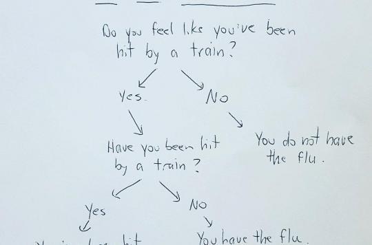 Grippe ou simple rhume : cet algorithme vous aide à savoir