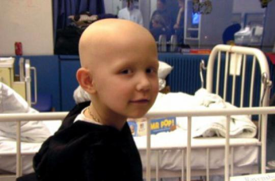 Cancer du cerveau de l'enfant : une anomalie génétique identifiée