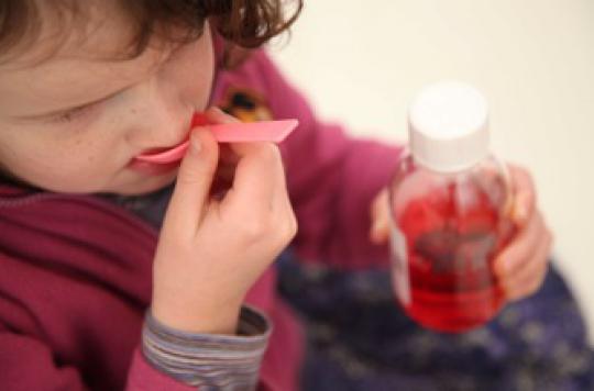 Prescrire : la liste noire des médicaments pour enfants