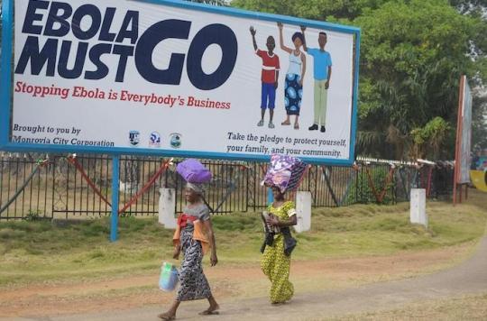 Ebola : le virus persiste 2 ans dans le sperme