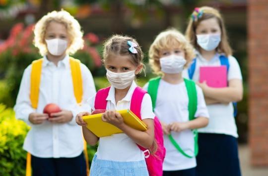 Protocole sanitaire : assouplissement de l'accueil scolaire