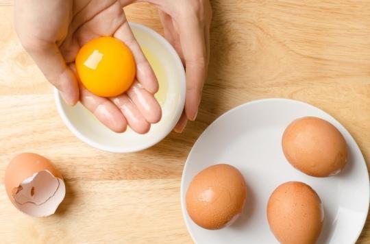 Alimentation : faut-il se méfier du jaune d'œuf ?