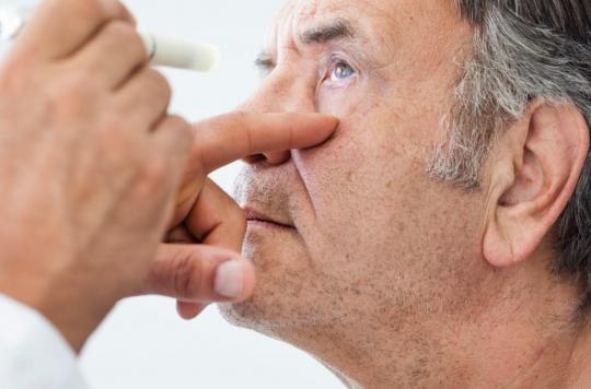 Des contrôles réguliers sont nécessaires pour prévenir l'aggravation d'un glaucome