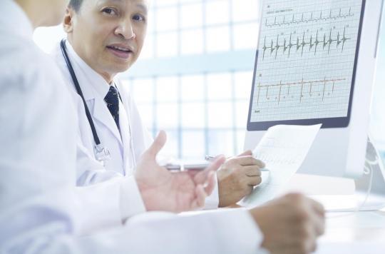 Fibrillation atriale : l'électrocardiogramme, un bon outil de dépistage