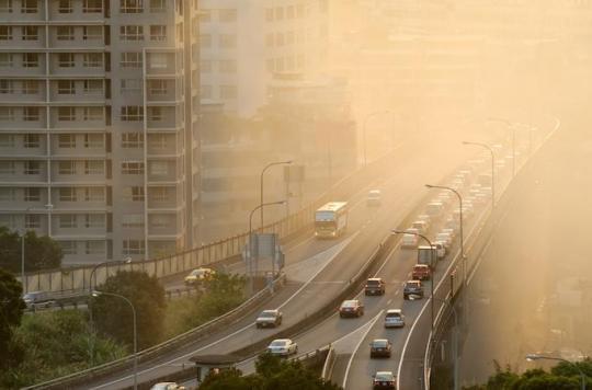 Pollution  : 9 années de vie perdues dans les villes