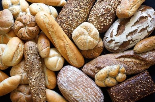 Le pain est une des principales sources de sel dans l'alimentation