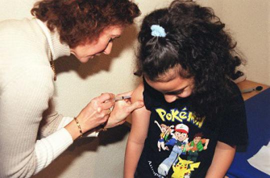 Méningite B : le vaccin Bexsero disponible dans les pharmacies