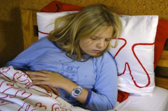 La fièvre de l'enfant mal gérée par les parents