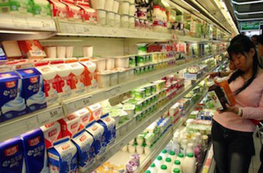 Deux verres de lait par jour protègent le coeur