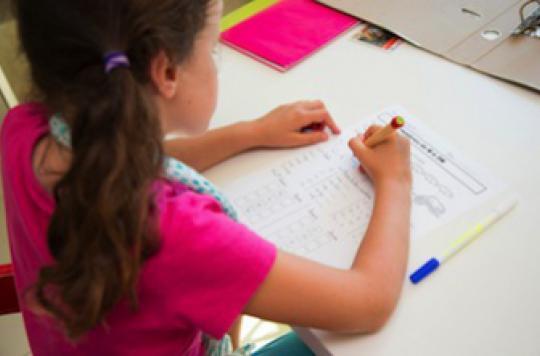 Un test génétique pour repérer les enfants à risque de faible QI