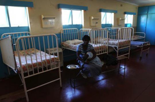 Zimbabwe : le cri coûte 5 dollars pendant l'accouchement