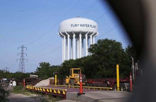 Flint : l'eau a plombé la fertilité des femmes