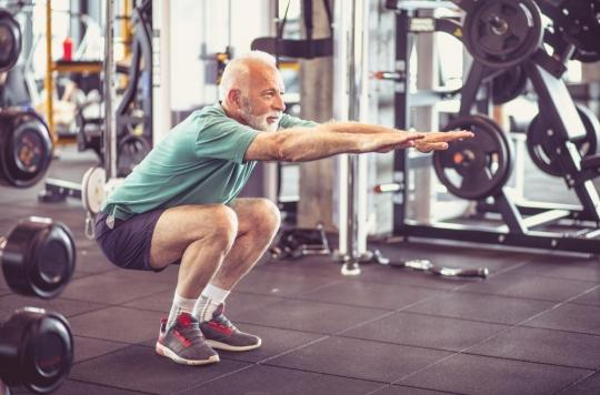 Le microbiote intestinal lié à la force musculaire après 70 ans