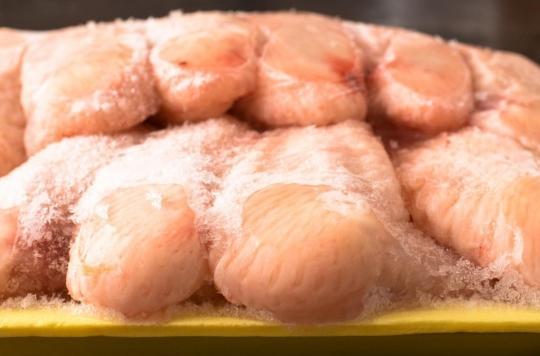 En Chine, un poulet brésilien contenait des traces de coronavirus