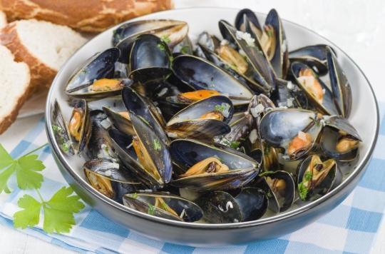 Grossesse : la consommation de fruits de mer favorise le développement cérébral des enfants
