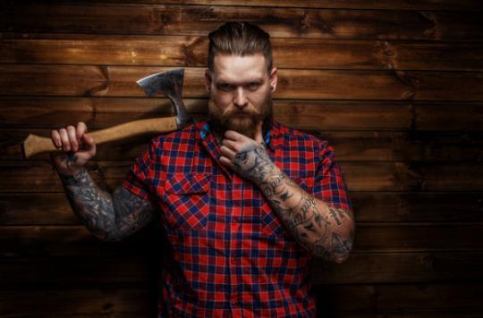 Pourquoi les femmes préfèrent les hommes à barbe