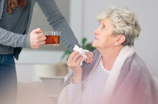 Grippe : l'épidémie a causé au moins 9500 morts cette année