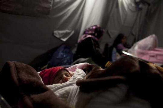 Immigrées : des grossesses à risque de complications