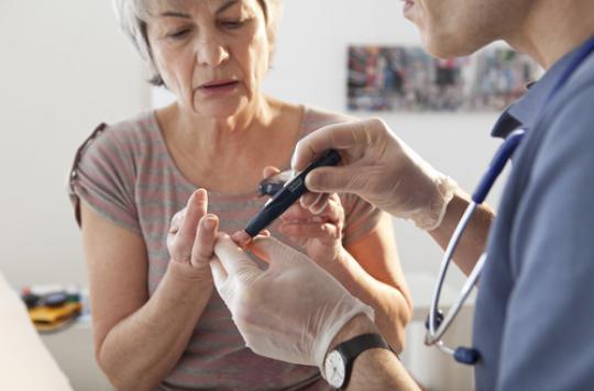 Diabète : quatre Franciliens sur dix suivent mal leur traitement