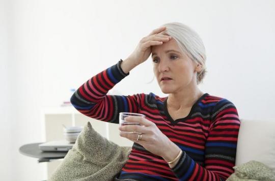 Ménopause : le traitement n'augmente pas le taux de mortalité